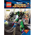 LEGO Superman Vs Power Armor Lex Set 6862-2 Instructions