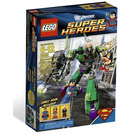 LEGO Superman vs. Power Armor Lex Set 6862-2 Packaging