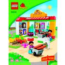 LEGO Supermarket Set 5604 Instructions