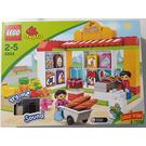 LEGO Supermarket Set 5604 Packaging