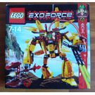 LEGO Supernova Set 7712 Packaging
