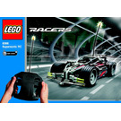 LEGO Supersonic RC Set 8366 Instructions
