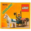 LEGO Supply Wagon Set 6010 Instructions