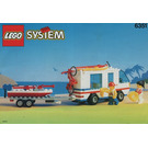 LEGO Surf N' Sail Camper Set 6351