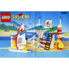 LEGO Surf Shack Set 6595