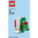 LEGO Surfer Dragon Set 40281