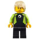 LEGO Surfer Minifigure