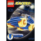 LEGO Surfer Set 4567