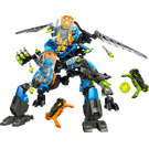 LEGO SURGE & ROCKA Combat Machine Set 44028