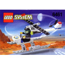 LEGO Surveillance Chopper Set 6461