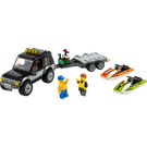 LEGO SUV with Watercraft Set 60058