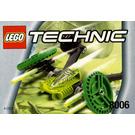 LEGO Swamp Craft Set 8006