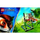 LEGO Swamp Jump Set 70111 Instructions