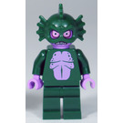 LEGO Swamp Monster - Mr. Brown Minifigure