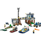 LEGO Swamp Police Station Set 60069