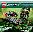 LEGO Swamp Raid Set 8632 Instructions