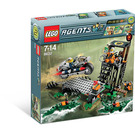 LEGO Swamp Raid Set 8632 Packaging