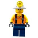 LEGO Sweating Mine Worker Minifigure
