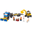 LEGO Sweeper & Excavator Set 60152