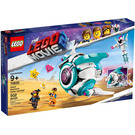 LEGO Sweet Mayhem's Systar Starship! Set 70830 Packaging