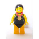 LEGO Swimming Champion Minifigure