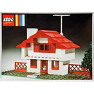 LEGO Swiss Chalet Set 349-1