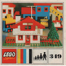LEGO Swiss Chalet Set 349-1 Instructions