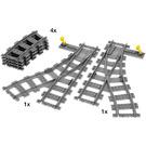 LEGO Switching Tracks Set 7895