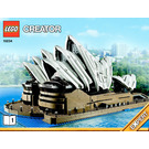 LEGO Sydney Opera House Set 10234 Instructions