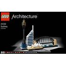 LEGO Sydney Set 21032 Instructions