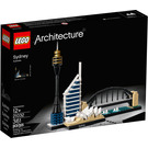 LEGO Sydney Set 21032 Packaging