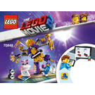 LEGO Systar Party Crew Set 70848 Instructions