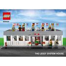 LEGO System House Set 4000034