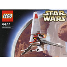 LEGO T-16 Skyhopper  Set 4477