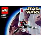 LEGO T-16 Skyhopper  Set 4477 Instructions