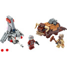 LEGO T-16 Skyhopper vs Bantha Microfighters Set 75265