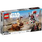 LEGO T-16 Skyhopper vs Bantha Microfighters Set 75265 Packaging
