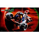LEGO T-3 Trike Set 7312 Instructions