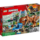 LEGO T. Rex Breakout Set 10758 Packaging