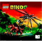 LEGO T-Rex Hunter Set 5886 Instructions