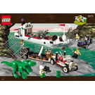 LEGO T-Rex Transport Set 5975 Instructions