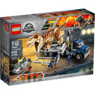 LEGO T. Rex Transport Set 75933 Packaging