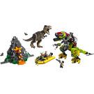 LEGO T. rex vs Dino-Mech Battle Set 75938