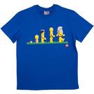 LEGO T-Shirt - Evolution of the Minifigure (852810)