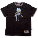 LEGO T-Shirt - Police Officer Minifigure (852204)