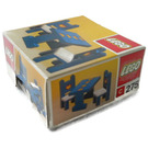 LEGO Table and chairs Set 275-1 Packaging