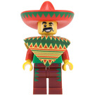 LEGO Taco Tuesday Guy Minifigure