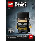 LEGO Tactical Batman & Superman Set 41610 Instructions