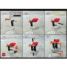 LEGO Tahnok Va Set 1431 Instructions