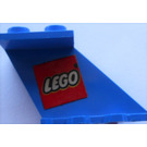 LEGO Tail 4 x 2 x 2 with Sticker (3479)